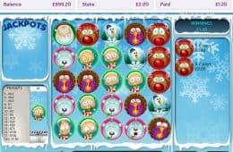 Spielen Sie das kostenlose Casino-Spiel Christmas Reactors von Cosy Games