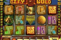 Kostenlos City of Gold Slot ohne Einzahlungen spielen