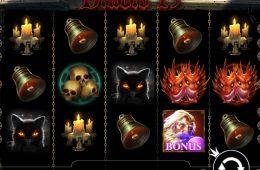 Diablo 13 Casino Spielautomat ohne Registrierung spielen