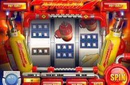 Spielautomat Firestorm 7 von Rival Gaming