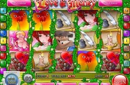 Spielautomat For Love and Money zum Spaß online spielen