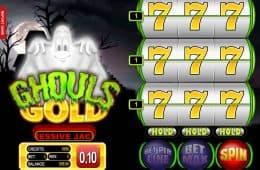 Spielen Sie den Ghouls Gold Slot