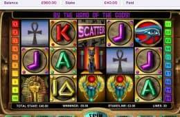 Casino-Spiel Gods of the Nile II kostenlos