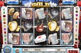 Kostenloses Casino Slot-Spiel Heavyweight Gold