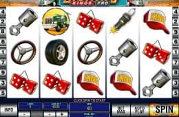 Spielen Sie Spielautomaten Highway Kings Pro von Playtech