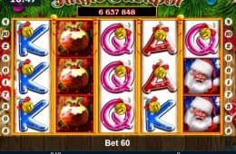 Spielen Sie ohne Registrierung Jingle Jackpot Slot online