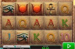 Spielen Sie ohne Registrierung Khepri the Eternal God Spielautomaten