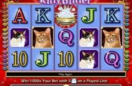 Online-Spielautomat Kitty Glitter kostenlos ohne Registrierung spielen