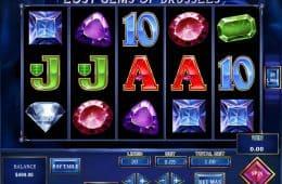 Casino Slot-Spiel Lost Gems of Brussels