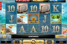 Online-Slot Mega Fortune Dreams von NetEnt