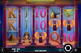 Spielen Sie kostenlos Casino Slot-Spiel New Tales of Egypt ohne Einzahlungen