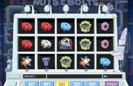 Spielen Sie Casino-Spiel Nuts and Bolts kostenlos