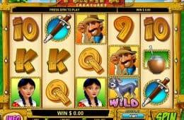 Kostenloses Casino-Spiel Pampa Treasures