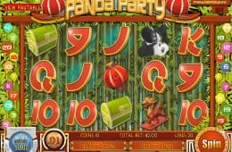 Panda Party Slot von Rival Gaming