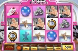 Peek Physique Online Casino Spielautomat