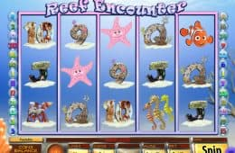Online Casino Slot-Spiel Reef Encounter