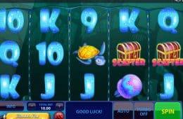 Spielen Sie kostenlos Sea of Gold Spielautomat