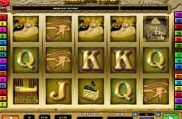 Spielautomat Secrets of the Tomb ohne Einzahlung spielen