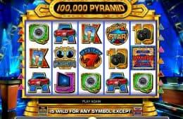 The 100.000 Pyramid Slot gratis zum Spaß spielen
