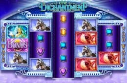Ohne Download online The Enchantment Slot spielen