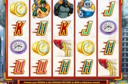 The Flash Online-Slot ohne Einzahlungen spielen