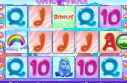 Ohne Registrierung Unicorns Spielautomat gratis spielen