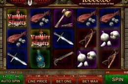 Bild aus dem gratis Slot Vampire Slayers