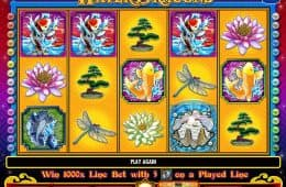 Water Dragons gratis Slot