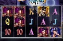 Ein Bild des Spielautomaten A Night of Mystery