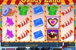 Spielen Sie Online-Spielautomat Candy Land