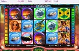 Spielen Sie das kostenlose Casino-Spiel Caribbean Nights ohne Einzahlung