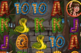 Spielen Sie kostenlos Automatenspiel Cave Raiders HD