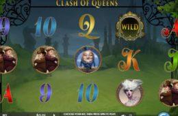Automatenspiel Clash of Queens ohne Einzahlung spielen