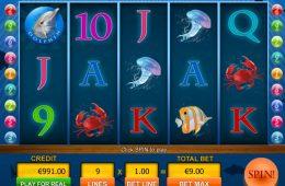 Ein Bild des Casino-Automatenspiels Deep Blue