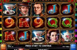 Spielautomat Englisch Rose zum Spaß spielen