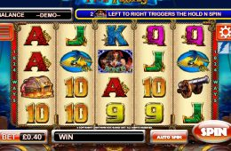 Gratis Online-Spielautomat Five Pirates ohne Einzahlung