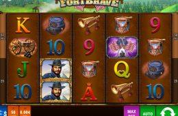 Kostenloser Online-Spielautomat Fort Brave