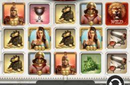 Ein Bild des Casino-Spiels Glorious Rome