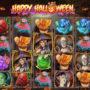 Casino-Spielautomat Happy Halloween ohne Einzahlung spielen