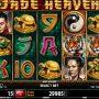 Spielen Sie gratis Online-Spielautomat Jade Heaven