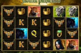 Automatenspiel Jaguar Princess zum Spaß ohne Registrierung spielen