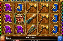 Automatenspiel Jaguar Warrior ohne Registrierung spielen