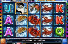 Casino-Spielautomat Lucky 3 Penguins ohne Einzahlung