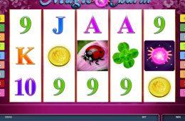 Spielautomat Magic Charm zum Spaß spielen