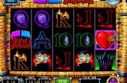 Kostenloser Spielautomat Ooh Aah Dracula ohne Einzahlung