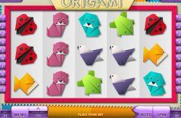 Spielen Sie kostenlos Casino-Spiel Origami online