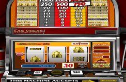 Online-Spielautomat Triple Crown ohne Einzahlung