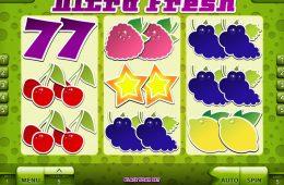 Kostenloses Online Casino Spiel Ultra Fresh