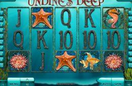 Online Casino Automatenspiel Undine's Deep ohne Einzahlung