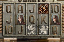 Ein Bild des Casino-Spielautomaten Urartu